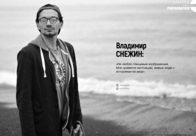 Владимир Снежин